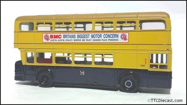 CORGI 97824 DAIMLER FLEETLINE/MCW ORION - Birmingham * PRE OWNED *